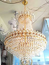 S M Arcade Original PYRAMID crystal chandelier with FREE SHIPPING (SM-92/71/480)