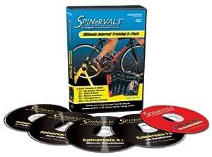 Spinervals Ultimate Interval Training - DVD 5 Pack by Spinervals