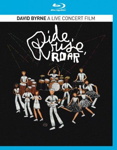 Ride Rise Roar [Blu-ray] [Edizione: Regno Unito]
