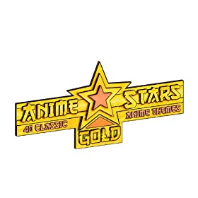 Anime Stars Gold - 40 Anime Anthems