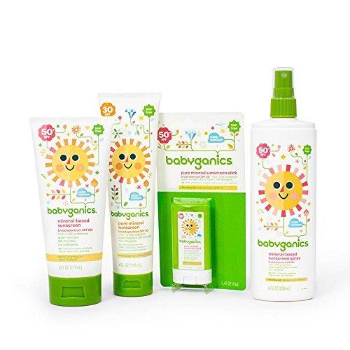 Babyganics-Mineral-Based-Sunscreen-Spray-SPF-50-6oz-Packaging-May-Vary