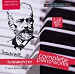 Tchaikovsky: Complete Piano Works, Mo...