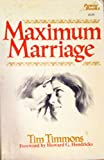 Maximum Marriage