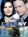 CSI: NY - Season 8.2  [Limited Edition] [3 DVDs]
