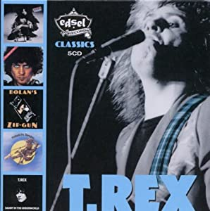Marc Bolan & T. Rex 5 CD Set