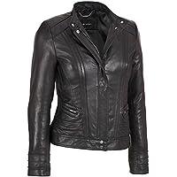 Black Rivet Womens Leather Jacket