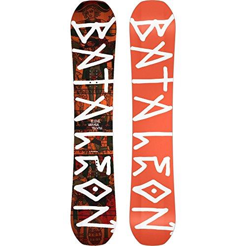 Bataleon Global Warmer Snowboard - Wide [並行輸入品] 156cm