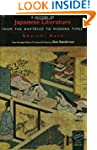 A History of Japanese Literature: Fro...
