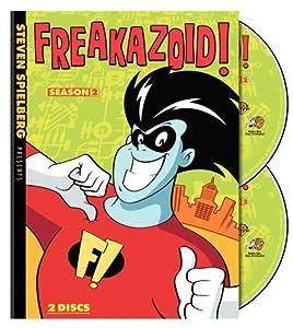 Freakazoid!: Season 2 from Warner Home Video
