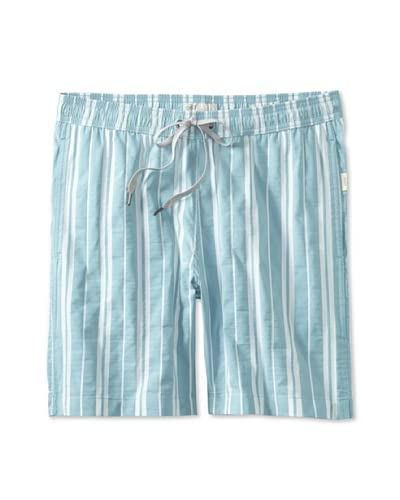 Onia Men's Charles Stripe Trunks