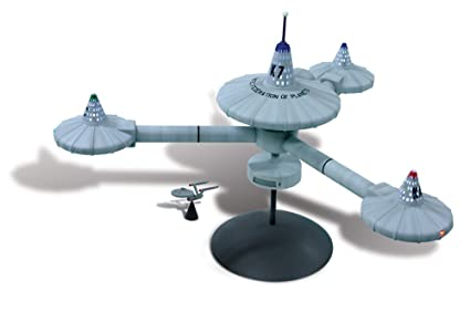 Star Trek Maquette K-7 Space Station