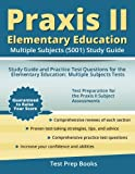 img - for Praxis II Elementary Education: Multiple Subjects (5001) Study Guide book / textbook / text book