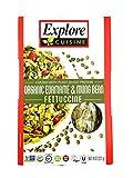 Explore Cuisine Fettuccini, Organic Edamame & Mung Bean, 7.05 Oz (Pack Of 6)