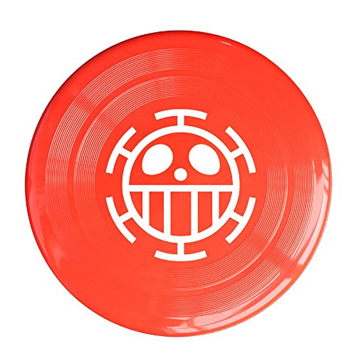 TLK Anime One Piece Trafalgar Law Logo 150 Gram Ultimate Sport Disc Frisbee