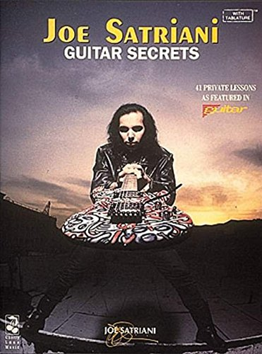 Joe Satriani: Guitar Secrets