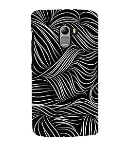 Ebby Premium Printed Mobile Back Case Cover With Full protection For Lenovo K4 Note (Designer Case)