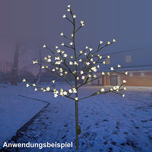 led-albero-150cm-96led
