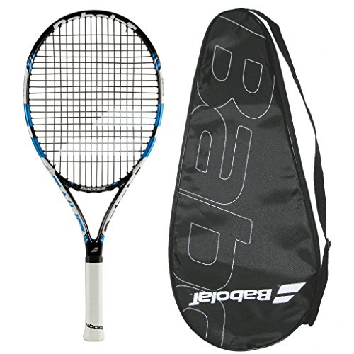 Babolat Pure Drive 25 Tennis Racquet - Strung with Cover (Carbon Drive compare prices)