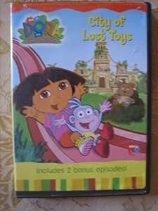 Amazon.com: Dora The Explorer: City of Lost Toys