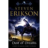 Dust of Dreams (Book 9 of The Malazan Book of the Fallen)by Steven Erikson