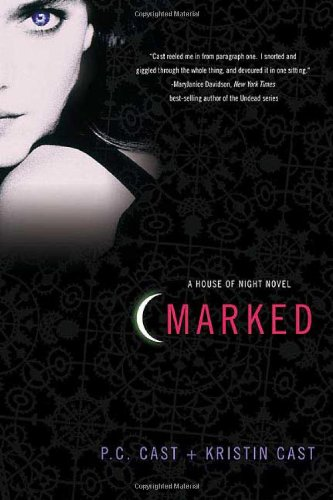 Cover of Marked: A House of Night Novel