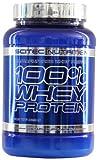 Proteine-100% Whey Protein - 920g -Fraise- Scitec Nutrition