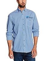 Casamoda Camisa Hombre (Azul)