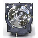 Liberty Brand Replacement Lamp for SANYO POA-LMP29 including generic housing and brand new Philips lamp