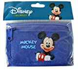 Disney Mickey Mouse Tri-fold Wallet - Blue
