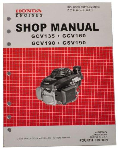 honda gcv135 gcv160 gcv190 gsv190 engine service repair shop manual rh sites google com honda unicorn 160 service manual pdf honda unicorn 160 service manual pdf