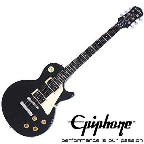 Epiphone エピフォン エレキギター Les Paul-100 Ebony Black