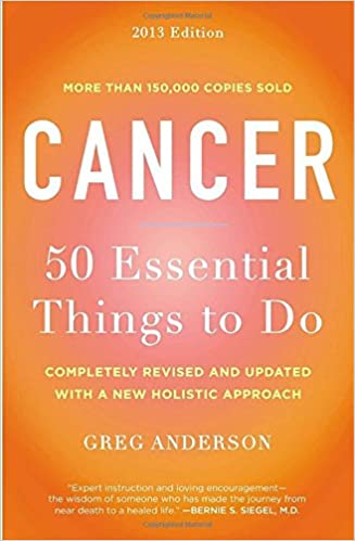 Cover of Cancer: 50 Essential Things to Do