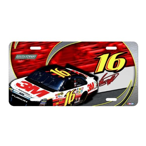 Greg Biffle (#16) Metal…