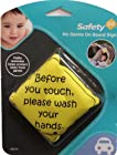 Safety 1st No Germs On Board Sign