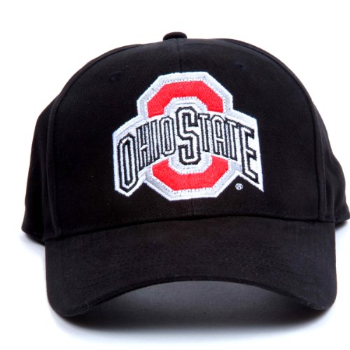 Ncaa Ohio State Buckeyes Led Light-Up Logo Adjustable Hat