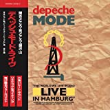 The World We Live In And Live in Hamburg JAPAN CD