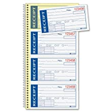 Adams Receipt Books (ABFSC1152WS)