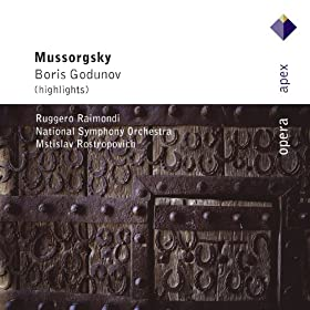 Mussorgsky / Arr Lloyd-Jones : Boris Godunov [Highlights] - Apex
