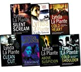 Lynda La Plante Lynda La Plante An Anna Travis Mystery 7 Books Collection Pack Set RRP: £49.93 (Deadly Intent, Entwined, Cold Heart, Cold Shoulder, Clean Cut, Above Suspicion, Silent Scream)