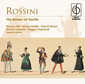 Rossini: The Barber of Seville - Comic opera in two acts (2007) Audio ...