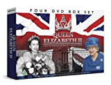 Queen Elizabeth II THE DIAMOND JUBILEE COLLECTION 4 DVD GIFT SET