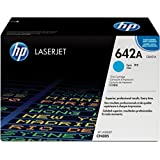 HP Original CB401A Color Laserjet Toner Cartridge (CLJ CP4005, upto 7500 Pages) - Cyan