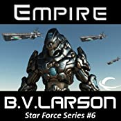 Empire: Star Force, Book 6 Audiobook