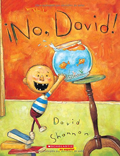 ¡No, David! (David Books)  [Shannon, David] (Tapa Blanda)