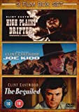 High Plains Drifter/The Beguiled/Joe Kidd [DVD]