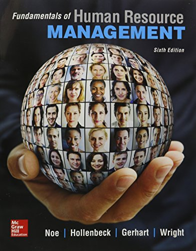 Fundamentals of Human Resource Management cover