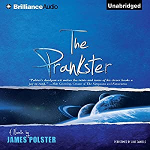 The Prankster Audiobook