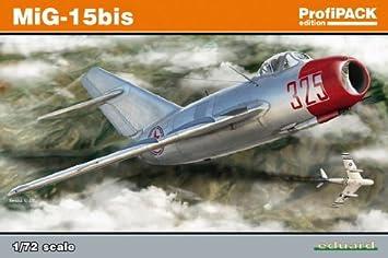 Eduard Kits 1:72 - MiG-15bis - EDK7056