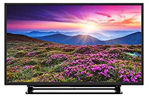 Toshiba 40-Inch Widescreen 1080p Full HD LED TV with Freeview HD