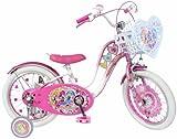 JoyPalette(ジョイパレット) 幼児車 ハピネスチャージプリキュア!  14インチ 幼児車 [補助輪付き] ピンク/ホワイト 1414
